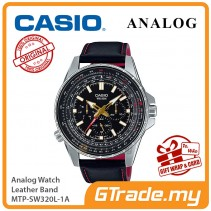CASIO MEN MTP-SW320L-1A Analog Watch | Smart Design