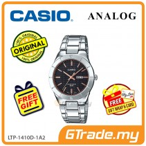 CASIO Women Ladies LTP-1410D-1A2 Analog Watch | Simple Fashion Design