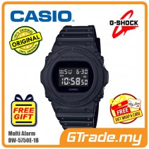 CASIO G-SHOCK DW-5750E-1B Men Digital Watch | Multi Alarm