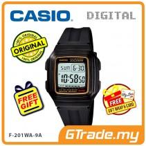[READY STOCK] CASIO STANDARD F-201WA-9A Digital Watch | Classic Simple Young Design