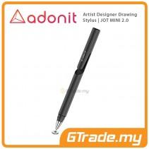 ADONIT Jot Mini 2 Designer Drawing Stylus Pen Black
