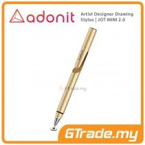 ADONIT Jot Mini 2 Designer Drawing Stylus Pen Gold
