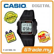 [READY STOCK] CASIO STANDARD F-201WA-1A Digital Watch | Classic Simple Young Design