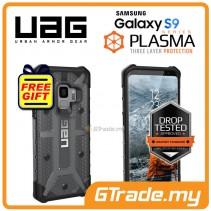 UAG Urban Armor Gear Plasma Case Samsung Galaxy S9 Ash *Free Gift