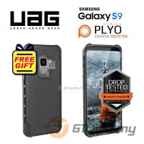 UAG Urban Armor Gear Plyo Case Samsung Galaxy S9 Ash *Free Gift