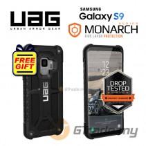 UAG Urban Armor Gear Monarch Case Samsung Galaxy S9 Black *Free Gift