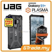 UAG Urban Armor Gear Plasma Case Samsung Galaxy S9 Plus Ash *Free Gift
