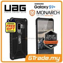UAG Urban Armor Gear Monarch Case Samsung Galaxy S9 Plus Black *Free Gift