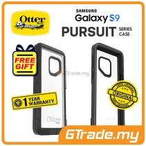 OTTERBOX Pursuit Thin Stylish Tough Case Samsung Galaxy S9 Clear *Free Gift