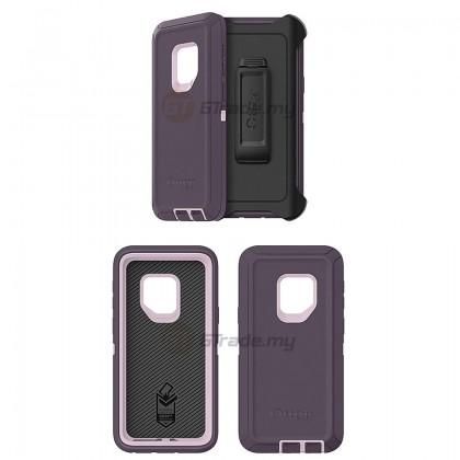OTTERBOX Defender Belt Clip Holster Case Samsung Galaxy S9 Black *Free Gift