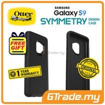 OTTERBOX Symmetry Slim Stylish Case Samsung Galaxy S9 Black *Free Gift