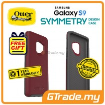 OTTERBOX Symmetry Slim Stylish Case Samsung Galaxy S9 Fine Port *Free Gift