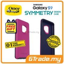 OTTERBOX Symmetry Slim Stylish Case Samsung Galaxy S9 Mix Berry Jam *Free Gift