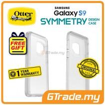 OTTERBOX Symmetry Clear Slim Stylish Case Samsung Galaxy S9 Stardust *Free Gift