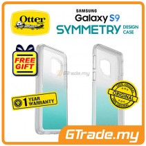 OTTERBOX Symmetry Clear Slim Stylish Case Samsung Galaxy S9 Aloha Ombre *Free Gift