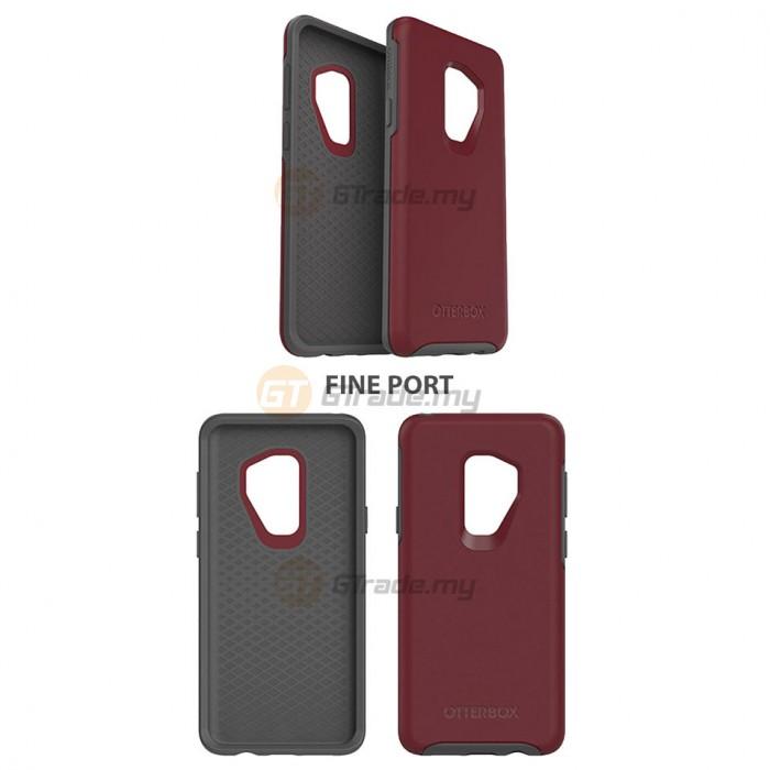 2a3f65dd866 OTTERBOX Symmetry Slim Stylish Case Samsung Galaxy S9 Plus Fine Port *Free  Gift