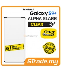OTTERBOX Alpha Glass Screen Protector Samsung Galaxy S9 Plus Clear