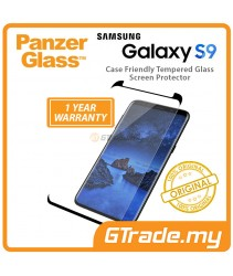 PanzerGlass Tempered Case Fit Screen Protector Samsung Galaxy S9