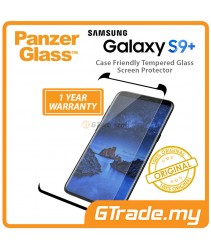 PanzerGlass Tempered Case Fit Screen Protector Samsung Galaxy S9 Plus