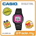[READY STOCK] CASIO Kids Ladies LA-20WH-4AV Digital Watch |Small Cute Petit