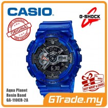 CASIO G-SHOCK AQUA PLANET GA-110CR-2A Analog Digital Watch