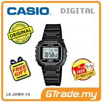 [READY STOCK] CASIO Kids Ladies LA-20WH-1AV Digital Watch |Small Cute Petit