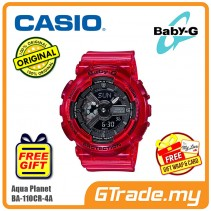 CASIO BABY-G AQUA PLANET BA-110CR-4A Analog Digital Watch [PRE]