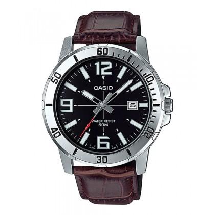 [READY STOCK] CASIO MEN MTP-VD01L-1B Analog Watch   Date Display
