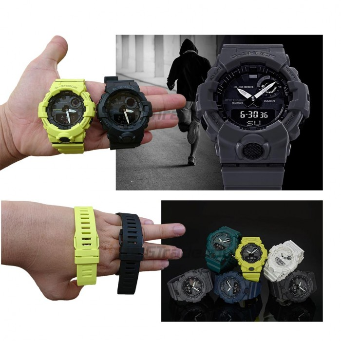Casio G Shock G Squad Gba 800 1a Analog Digital Watch Pre