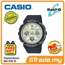 CASIO BABY-G BGA-150F-1A Analog Digital Watch | Tropical Resort