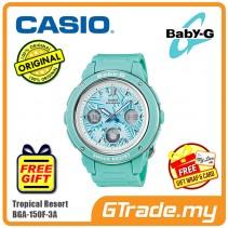 CASIO BABY-G BGA-150F-3A Analog Digital Watch | Tropical Resort
