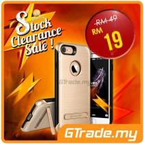 #SALE VERUS VRS DESIGN Duo Guard Rugged | Apple iPhone 8 7 - Gold