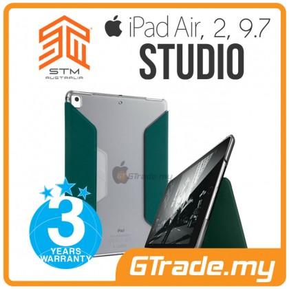 STM Studio Folio Protect Case Apple iPad Air 1 2 9.7 Green