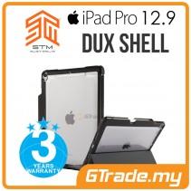 STM Dux Shell Drop Protect Tough Case Apple iPad Pro 12.9 Black