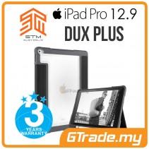 STM Dux Plus Drop Protect Tough Case Apple iPad Pro 12.9 Black