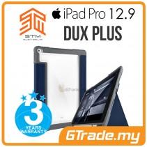 STM Dux Plus Drop Protect Tough Case Apple iPad Pro 12.9 Midnight Blue
