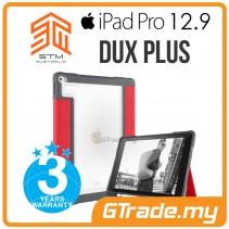 STM Dux Plus Drop Protect Tough Case Apple iPad Pro 12.9 Red