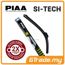 PIAA Si-Tech Flat Silicone Windshield Wiper Blade 17' INCH 97043