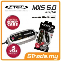 CTEK Car Motorcycle 12V Battery Smart Maintenance Charger MXS 5.0 5A