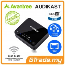 AVANTREE Multipoint Wireless  Bluetooth Transmitter aptX Audikast