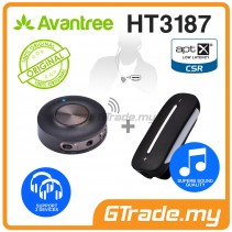 AVANTREE Wireless Bluetooth Transmitter Receiver Set for TV/PC HT3187