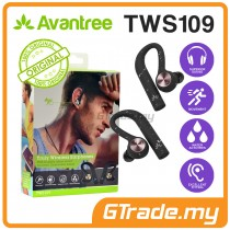 AVANTREE Wireless Bluetooth Sweatproof Sport Wireless Earphones TWS109