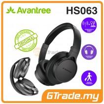 AVANTREE Lightweight Foldable Wireless Stereo Headphones HS063