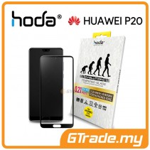 HODA 2.5D 0.21mm Full Cover Tempered Glass Screen Protector Huawei P20 *HDR