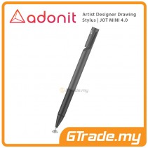 ADONIT Jot Mini 4 Artist Desinger Drawing Stylus Pen Black