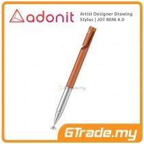 ADONIT Jot Mini 4 Artist Desinger Drawing Stylus Pen Orange