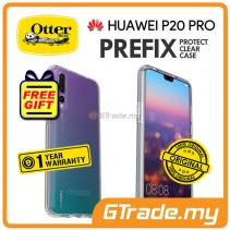 OTTERBOX Prefix Protect Clear Case Huawei Honor P20 Pro *Free Gift