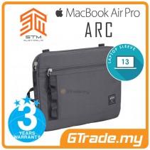 STM Arc Laptop Sleeve Bag Apple MacBook Air Pro 13' Graphite
