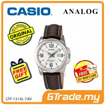 CASIO STANDARD LTP-1314L-7AV Analog Ladies Watch | Date Display WR50m