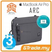 "STM Arc Laptop Sleeve Bag Apple MacBook Air Pro 15"" Graphite"